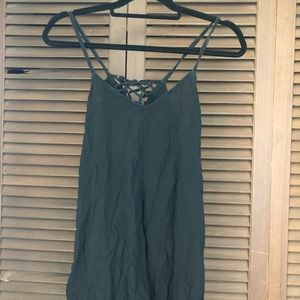 Brandy Melville dress with tie up back